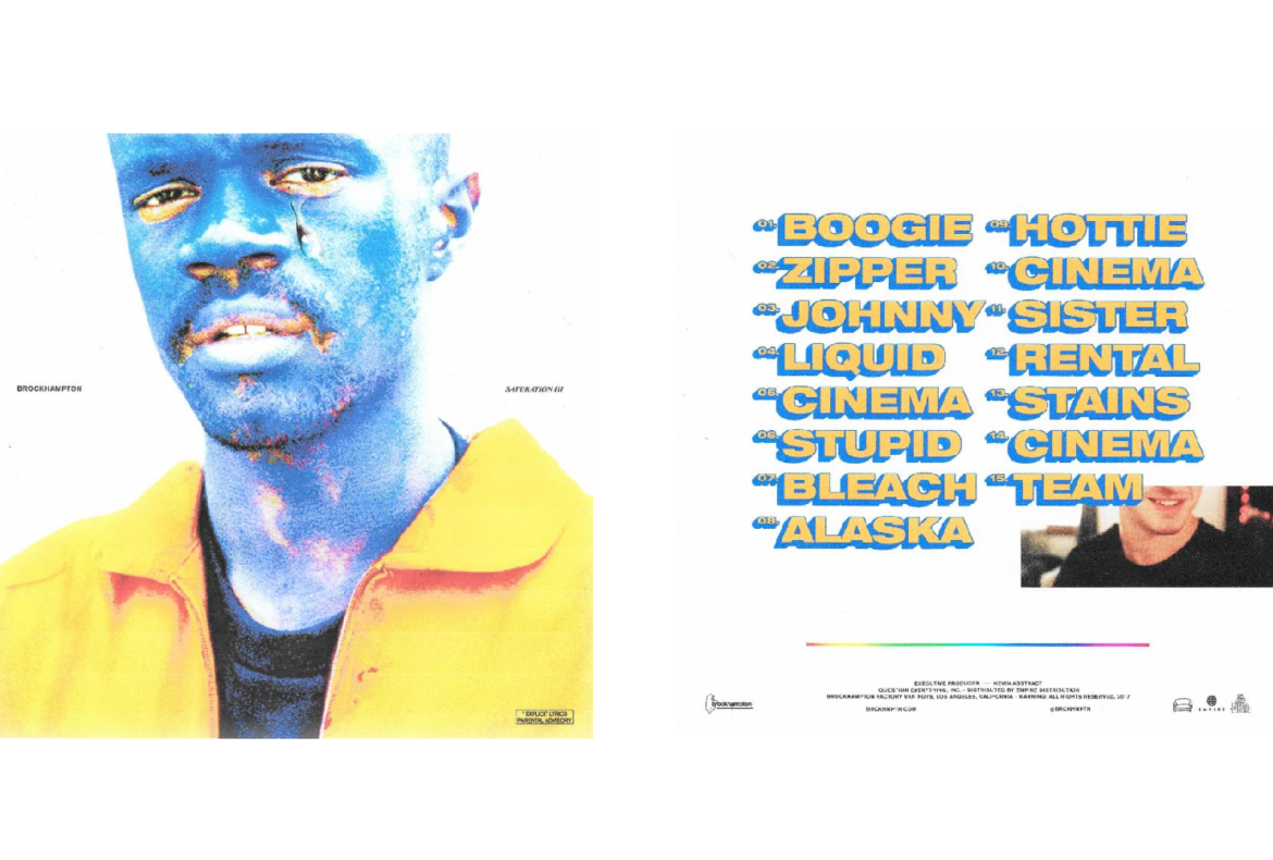 Brockhampton Saturation 3 Hip Hop Music House Of